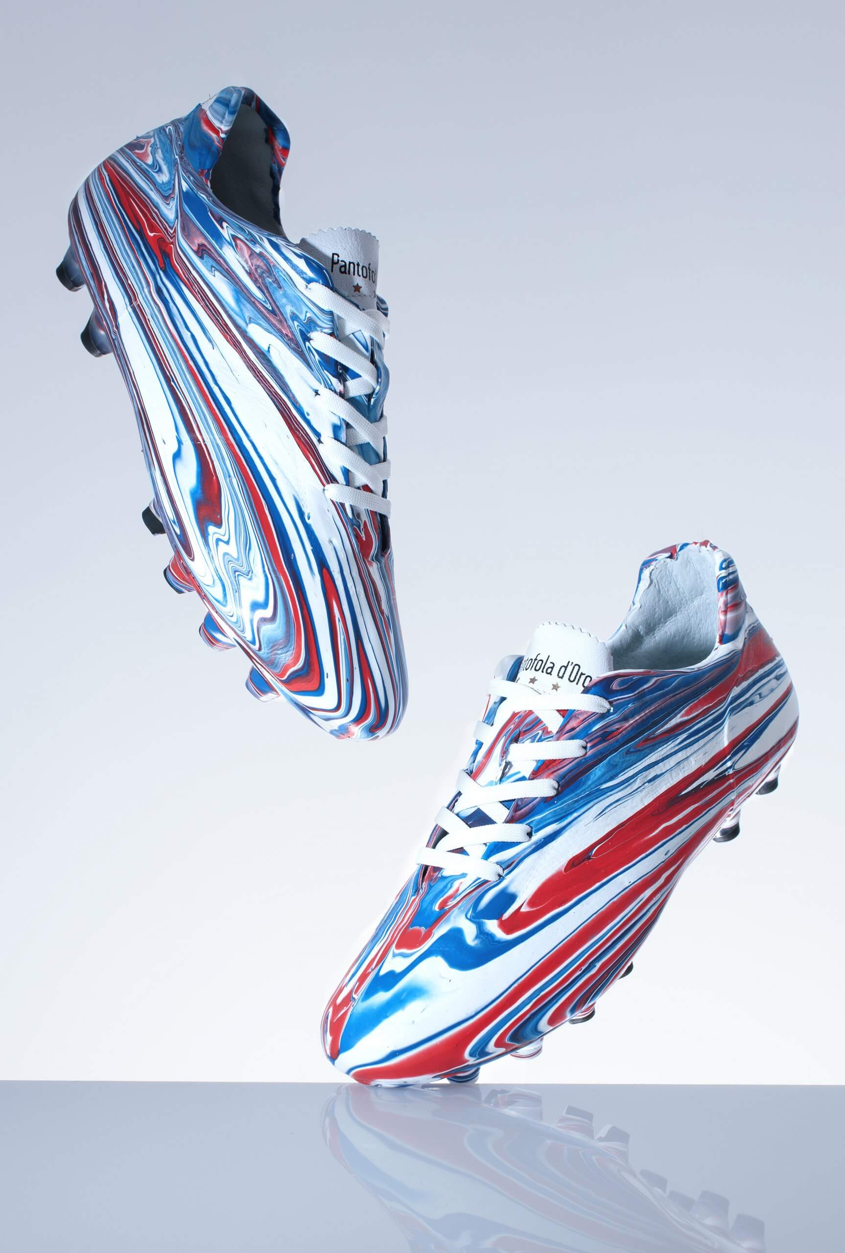 Craig Black x Pantofola d'Oro_Steven Gerrard x Rangers Football