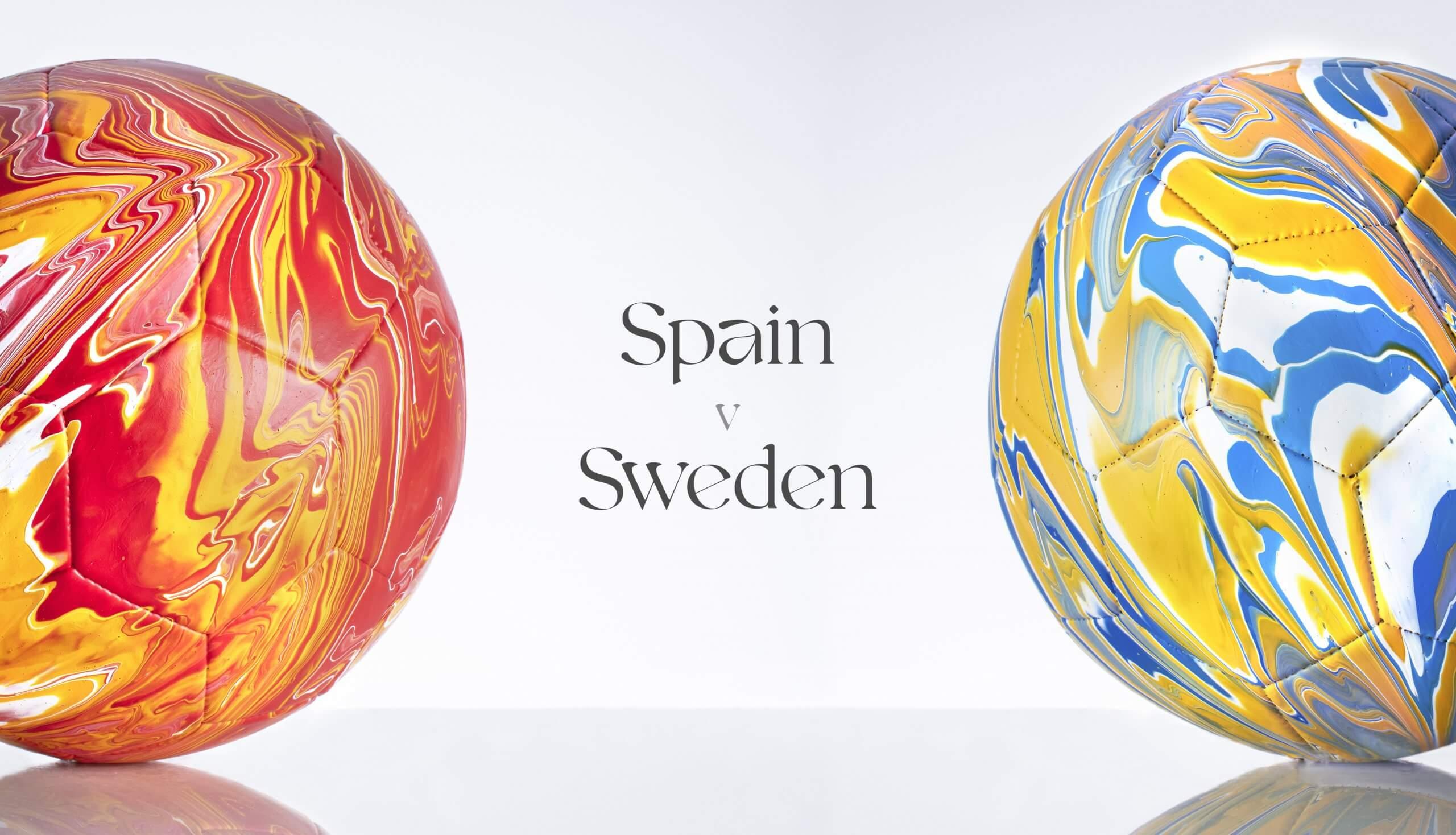 Craig Black_UEFA Euro 2020 Football Championship_Acrylic Fusion Football Art Installation
