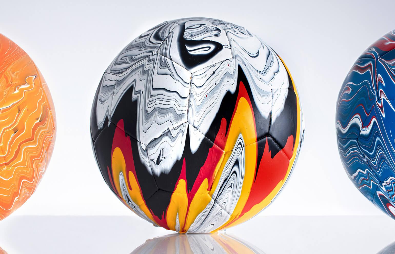 The Fusion Series - Footballs