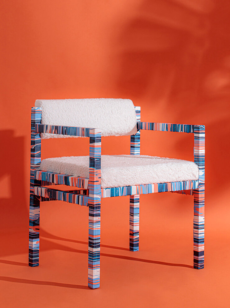 The Fusion Series - JOY Chair