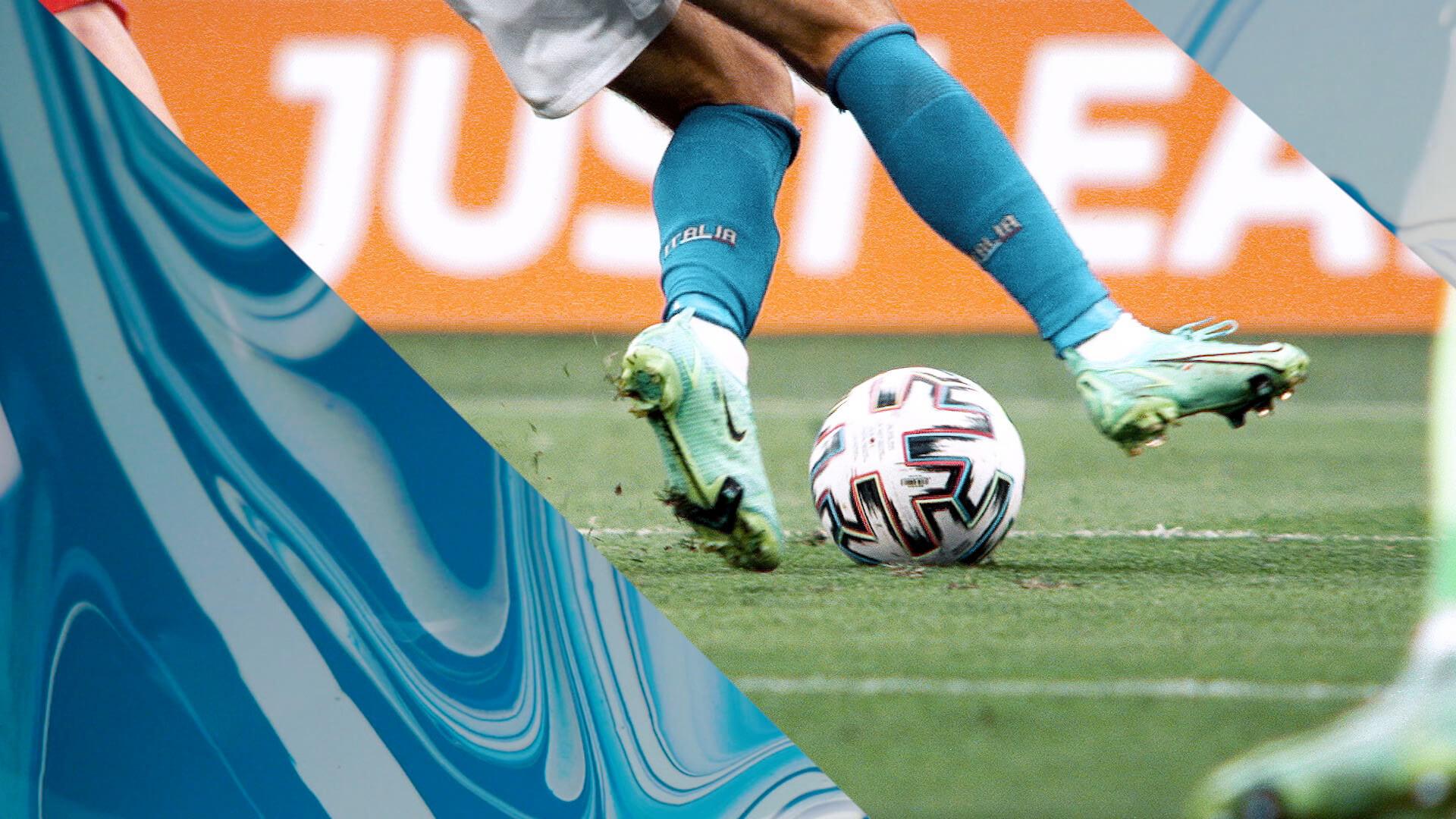 Craig Black_UEFA Euro 2020 Football Championship_Acrylic Fusion